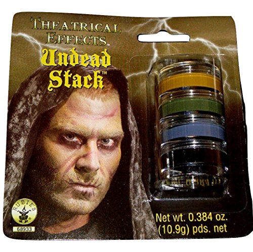 Rubie's Costume Undead Makeup Stack -