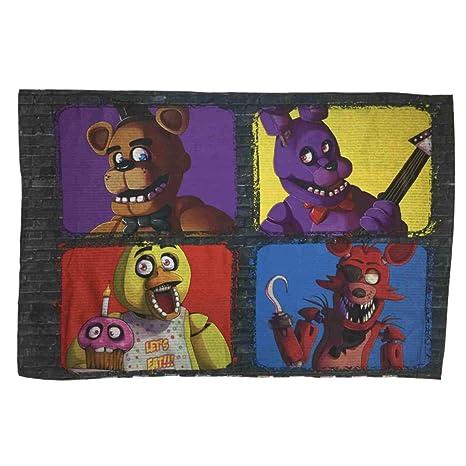 Amazon.com: Five Nights at Freddy 's funda de almohada ...