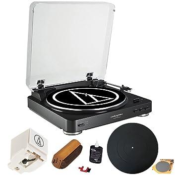 Amazon.com: Audio-Technica AT-LP60 totalmente automático ...