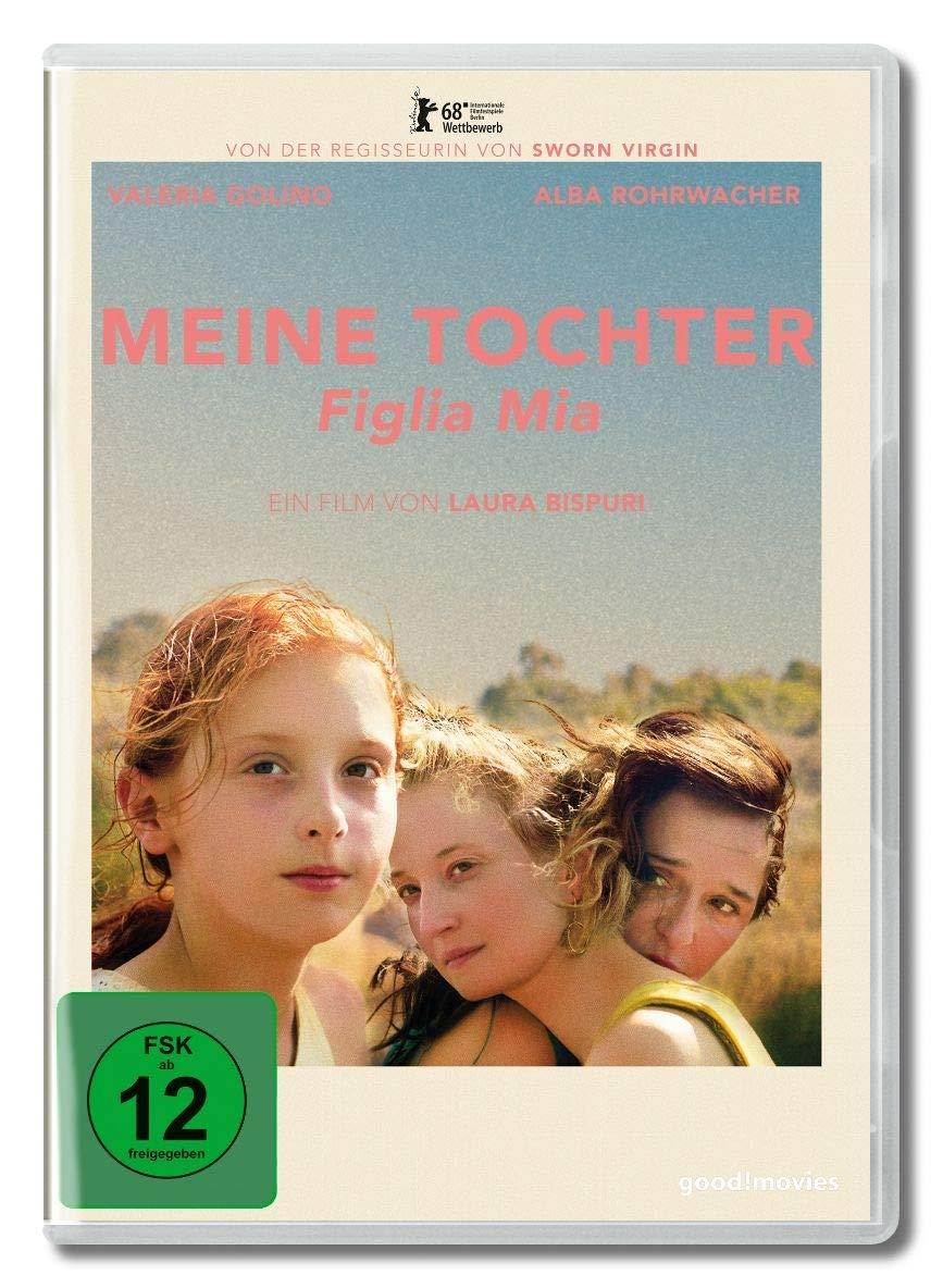 Cover: Meine Tochter - Figlia mia 1 DVD (circa 94 min)