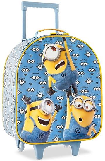 ce3c42234c94 Heys America Unisex Universal Studios Minions Kids Softside Luggage