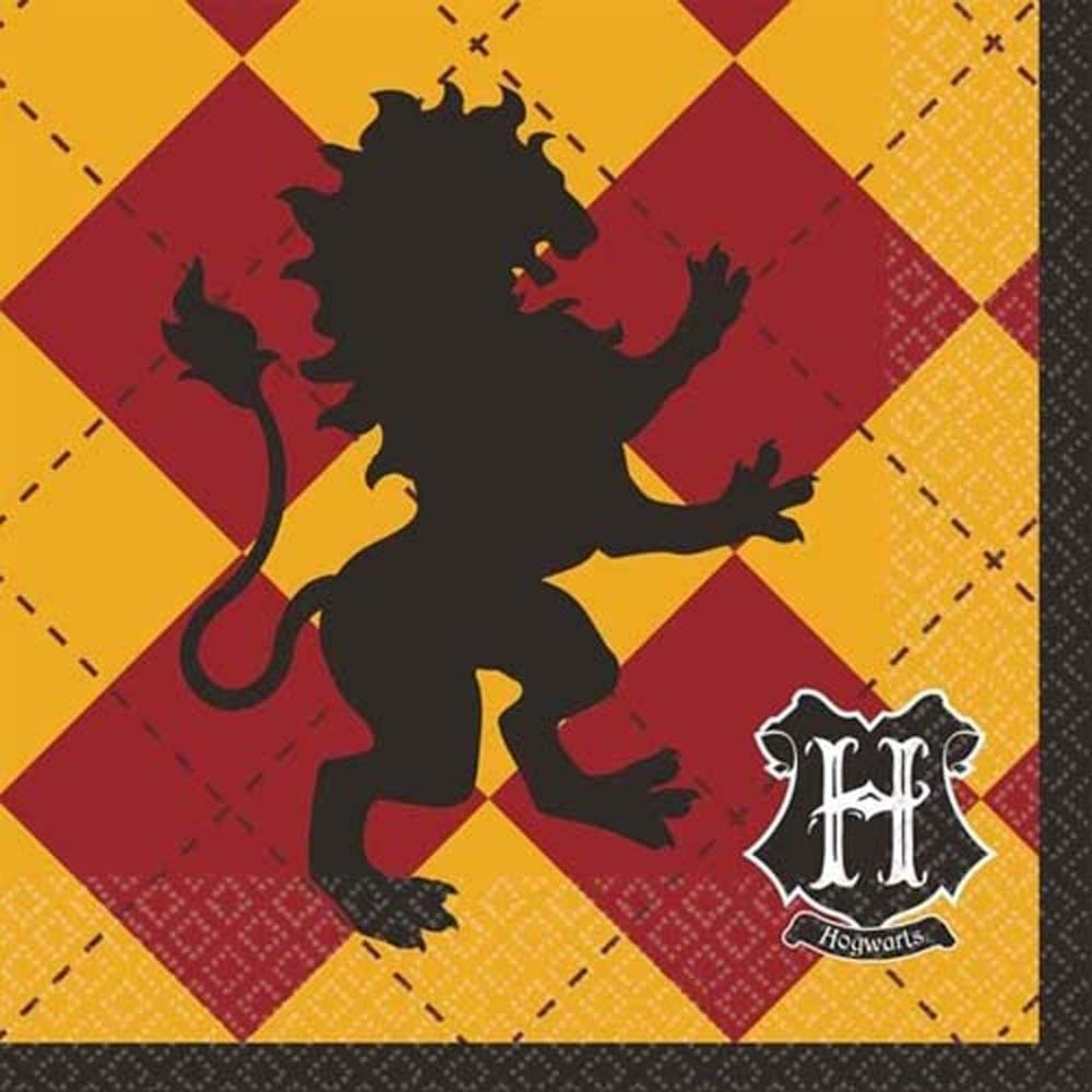 amscan Harry Potter Beverage Napkins 16ct
