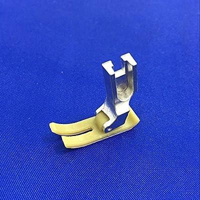 yeqin (TM) MT-18 Industrial máquina de coser pie prensatelas antiadherente de teflón