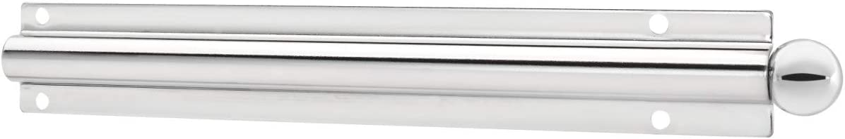 Rev-A-Shelf CVL-12-CR 12 Inch Heavy-Gauge Metal Closet Organization Valet Clothes Rod, Chrome