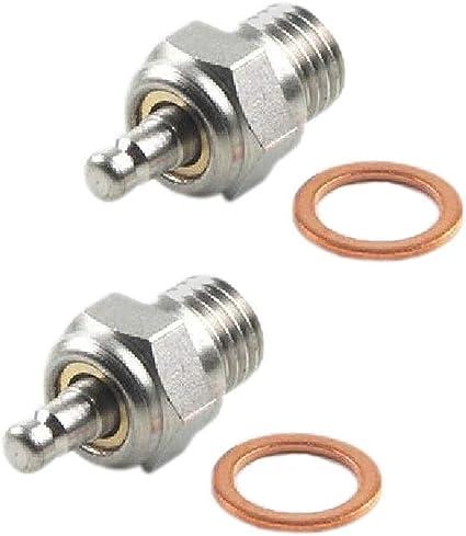 5x HSP Spark Glow Plug No.4 N4 Hot 70117 for RC Nitro Engines Car Truck Traxxas