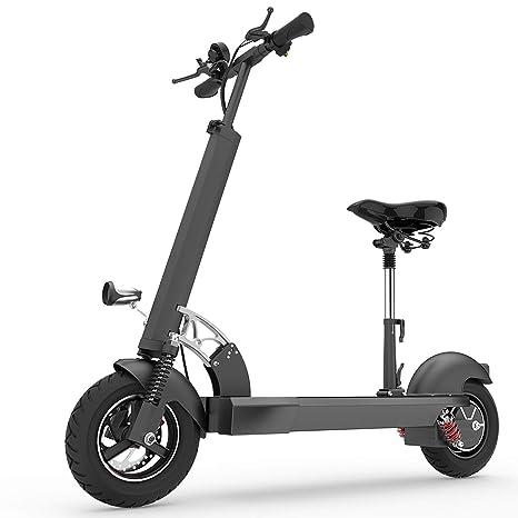 Z-HBMT Scooters Eléctricos Adultos Plegables, 150 Kg Carga ...