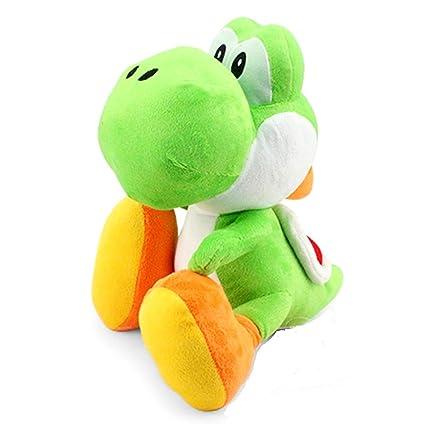 Amazon.com: 30 cm, Super mation Yoshi Plush Doll juguetes de ...