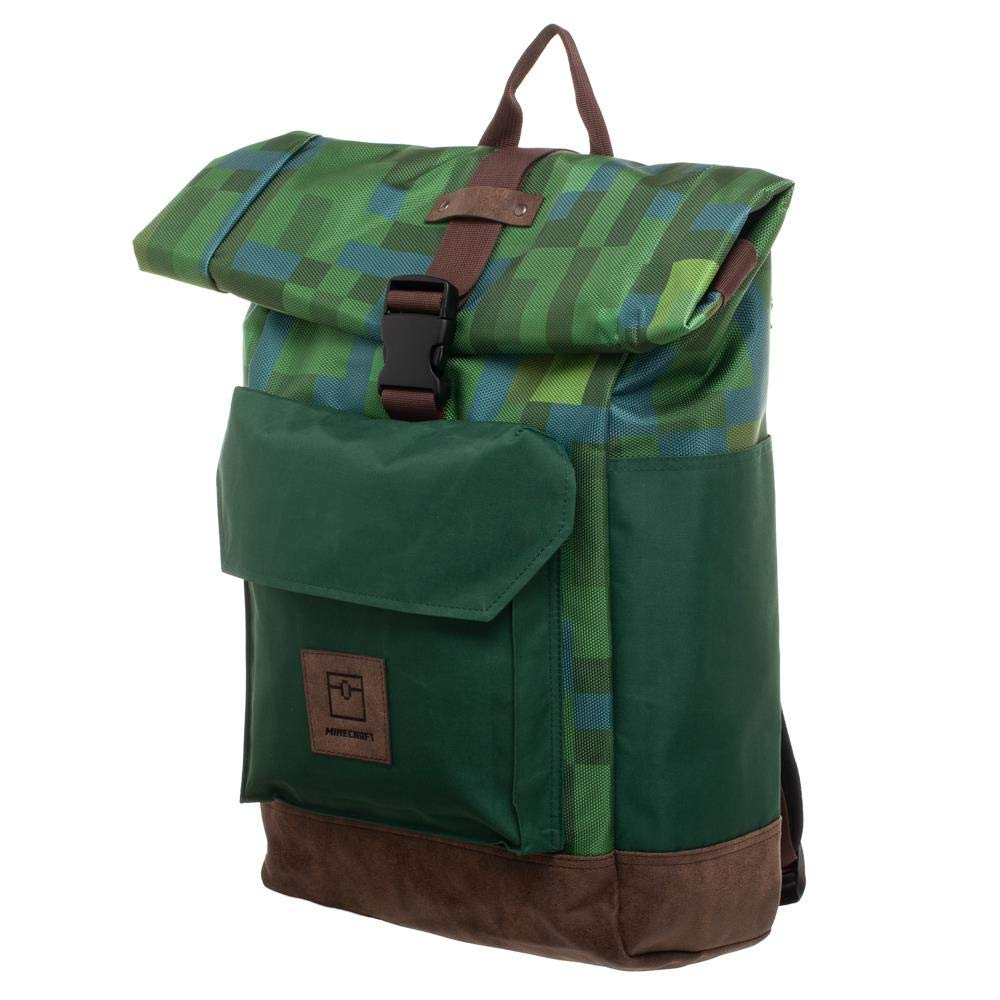 Minecraft Backpack by Bioworld
