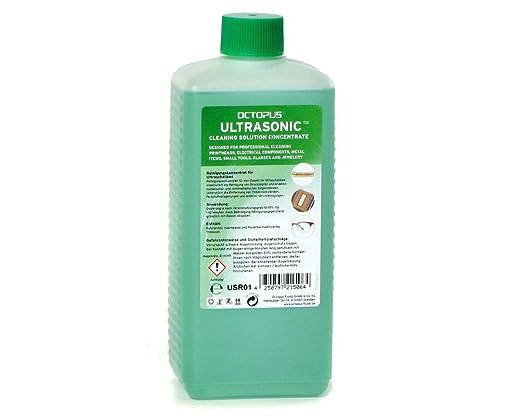 Opinioni per octopus detergente per pulizia ad ultrasuoni u