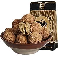倮哩倮 2018大姚核桃 4斤(2000克)薄壳纸皮核桃 云南特产坚果美食