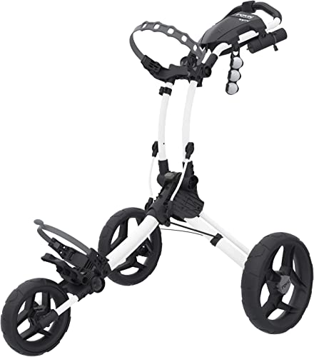 Clicgear Rovic Model RV1C Compact 3-Wheel Golf Push Cart