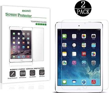 2-Pack Apple iPad 2 4 Gen Tempered Glass Screen Protector Shatterproof 3