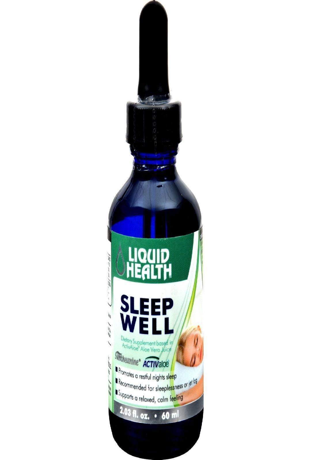Liquid Health Products Sleep Well GF, 2 Fluid Ounce