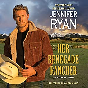 Her Renegade Rancher Audiobook