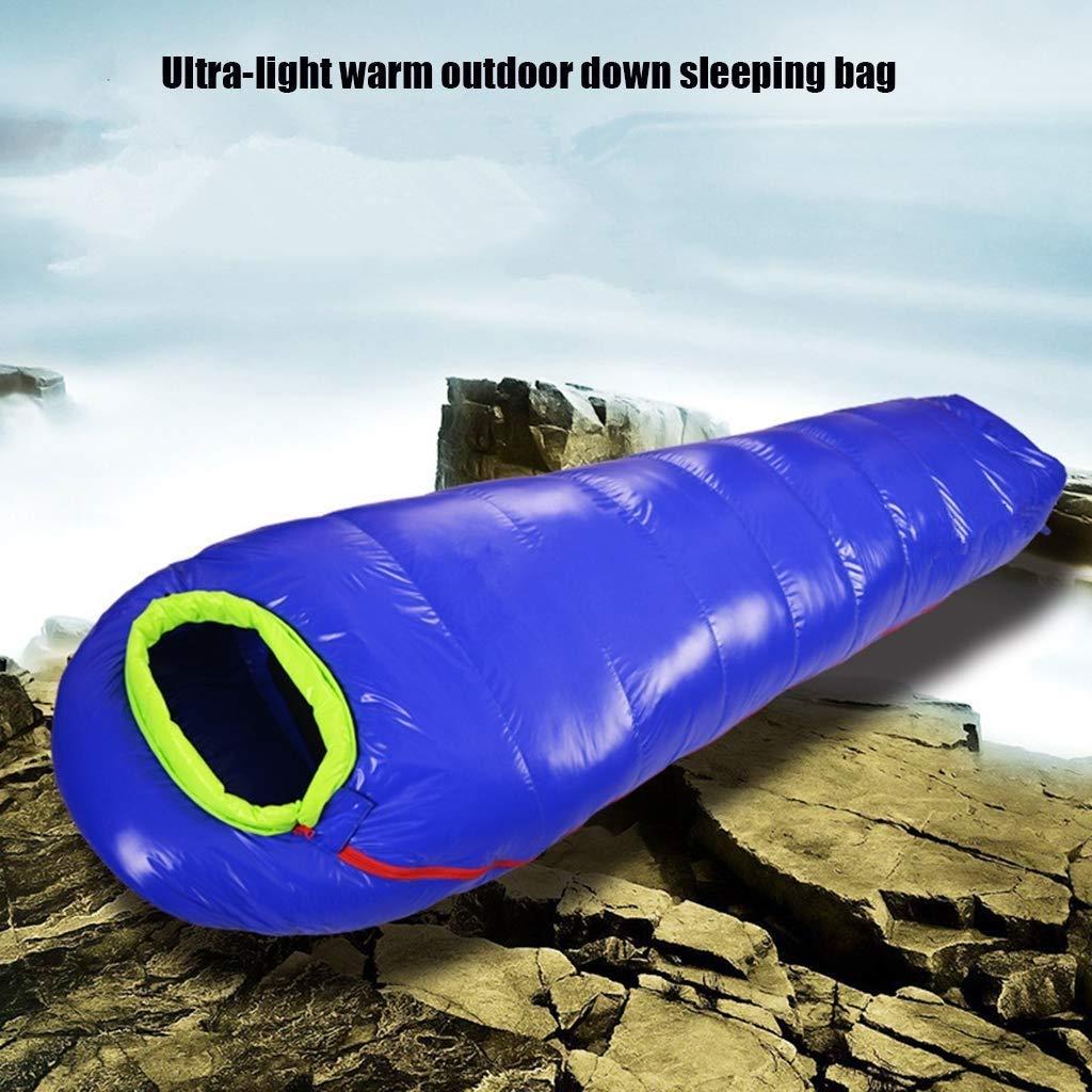 JKLL 封筒寝袋3シーズン軽量コンフォートポータブル大人のための素晴らしい子供キャンプのバックパック圧縮袋でのハイキング極端な温度 B07Q7MXZS4