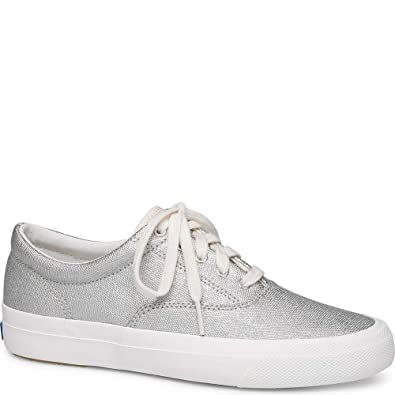 71b8a31e45144 Keds Women s Anchor Matte Brushed Metallic Sneakers