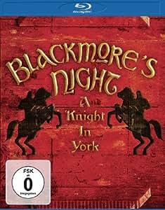 Blackmore's Night: A Knight in York [Blu-ray] [Alemania]