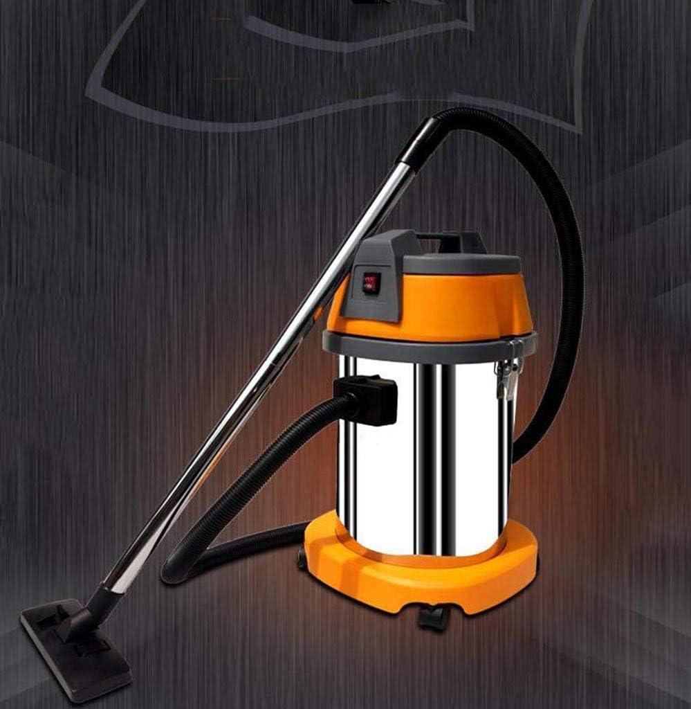 XGHW Aspiradora Seca y húmeda, aspiradora 1500W 30L con ...