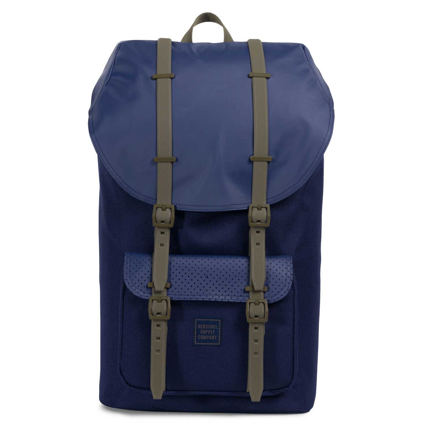 Herschel Little America Backpack Peacoat 10014-01829-OS (SIZE: One Size)