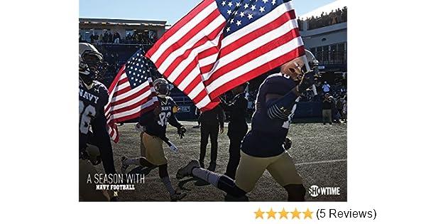 Amazon Com Watch A Season With Navy Football Prime Video