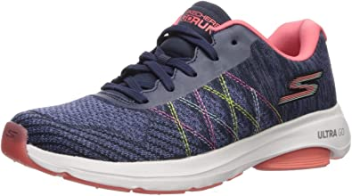 Skechers Go Run Viz Tech, Zapatillas para Mujer: Amazon.es: Zapatos y complementos