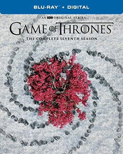 Game Of Thrones  Season Seven  Blu Ray Digital  Exclusive Sigil Packaging With Exclusive 45 Minute Conquest   Rebellion