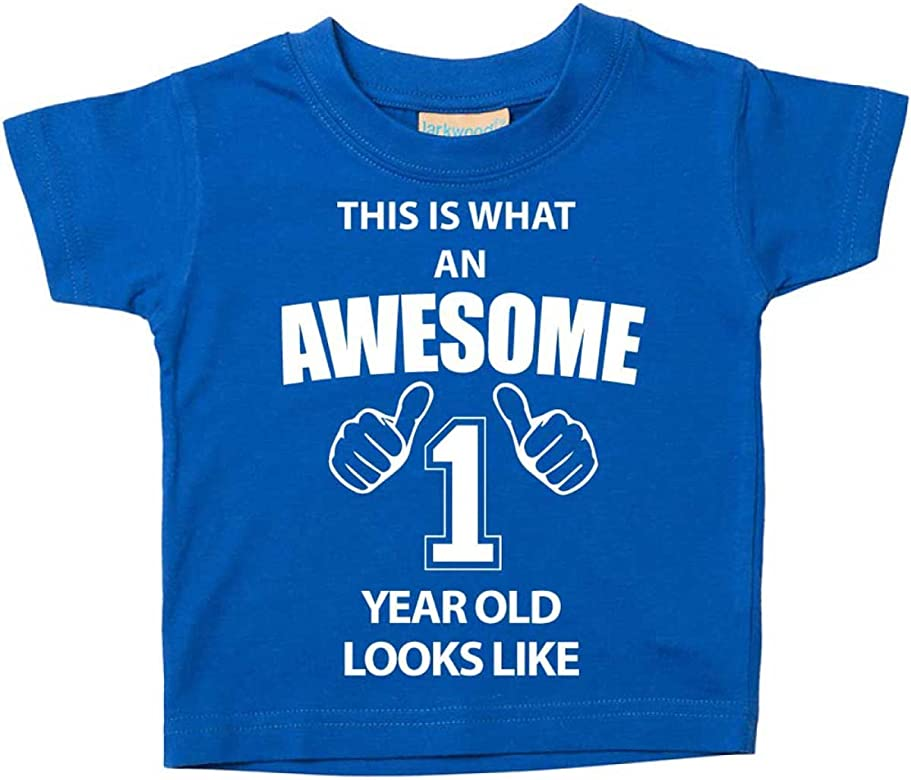 This is What an Awesome Niece Looks Like Kids T Shirt Gift Sizes 3-4 12-13