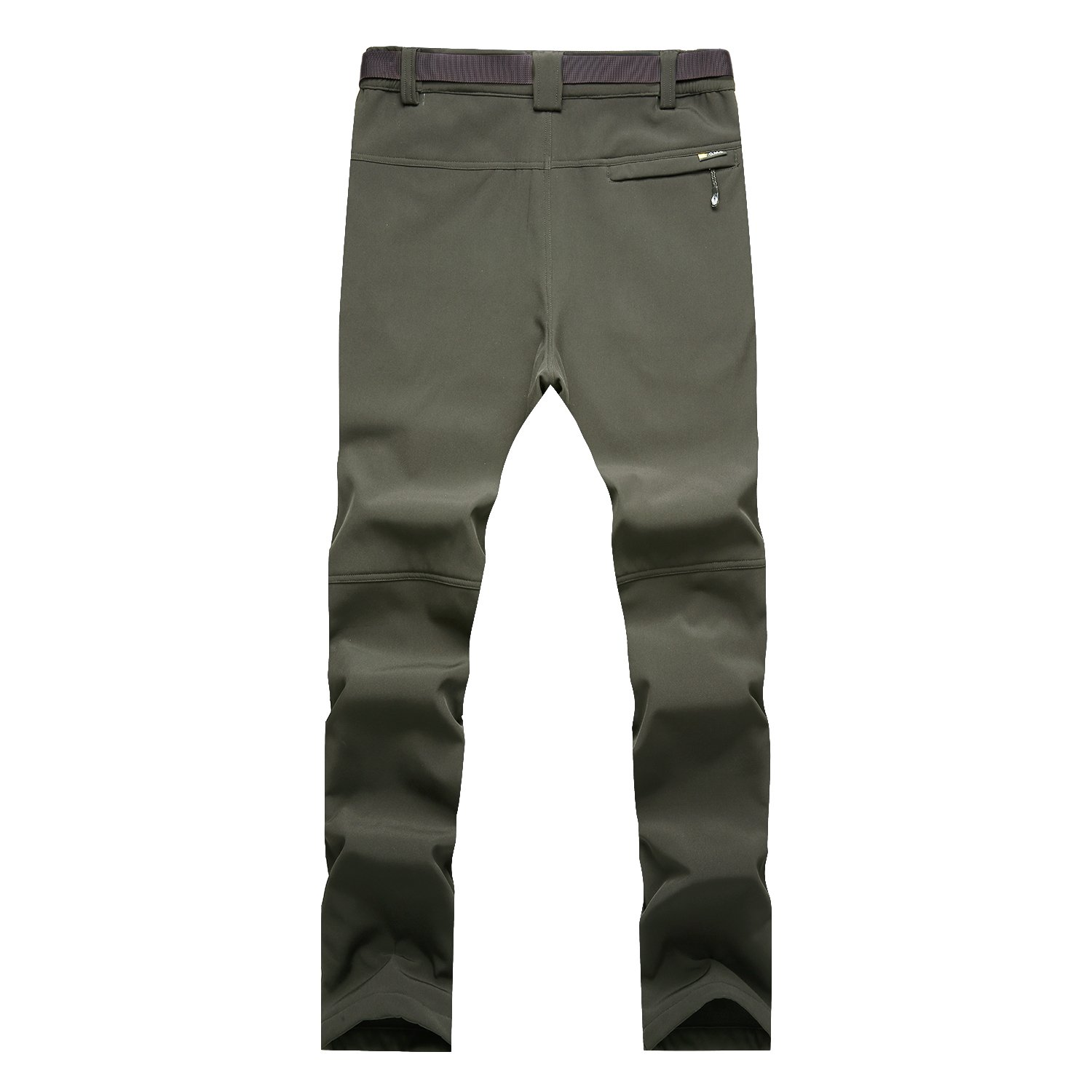 SUKUTU Men/'s Outdoor Breathable Quick Dry Hiking Trousers Fleece Lined Hiking Trousers Warm Stretch Climbing Walking Pants