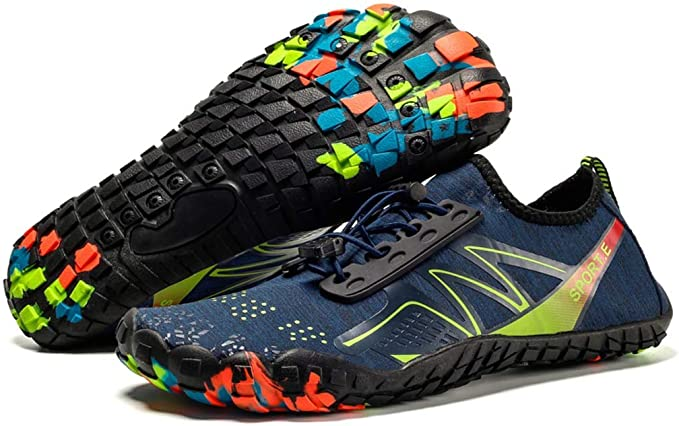 DAYLIN Shoes - Escapines para Hombre Azul Azul 67: Amazon.es: Ropa ...
