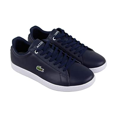 16eb8a6244514f Lacoste Mens Hydez 118 1 P Navy White 7 M