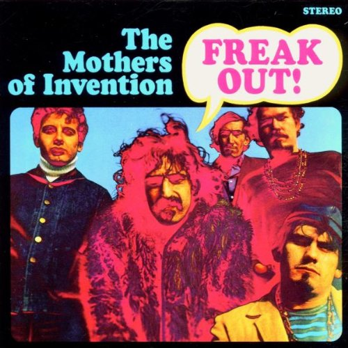 Image result for The Mothers of Invention – Freak Out