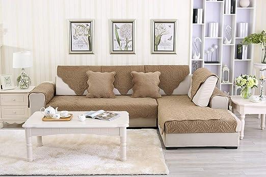 HUOLEO Sofa Cushion, Protector Funda de Almohada Sillones ...
