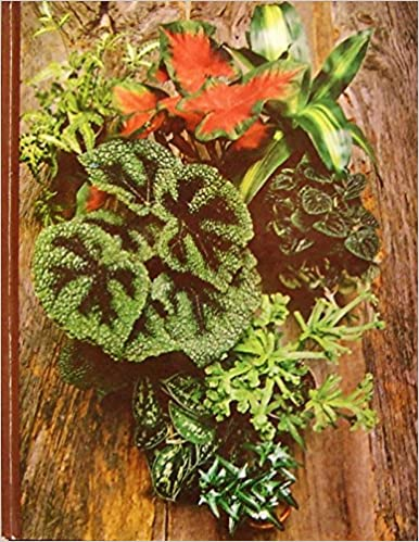 Foliage House Plants - The Time-life Encyclopedia Of Gardening ... on