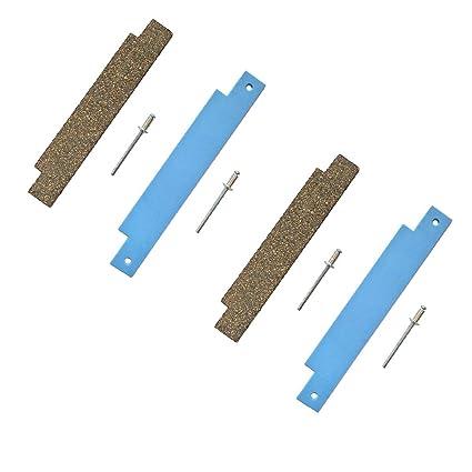 LONYE 306508 Dryer Tumbler Bearing Kit for Whirlpool Maytag Crosley on