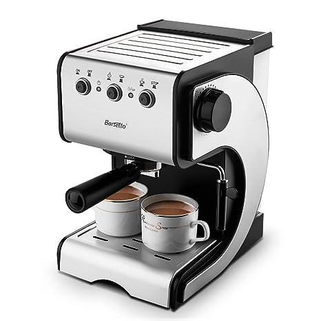 Amazon.com: Barsetto Espresso Machine15 - Máquina de café ...