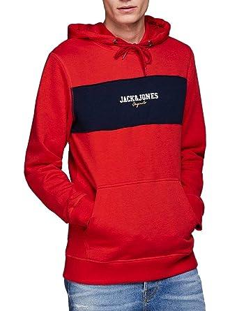 H Jorjosh Jones Rot Jack Sweatshirt amp; Sweat Damen afyBUyq