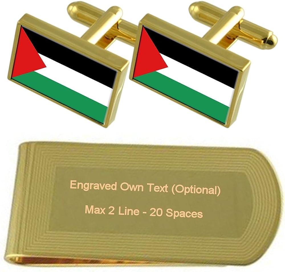 Palestine Flag Cufflinks