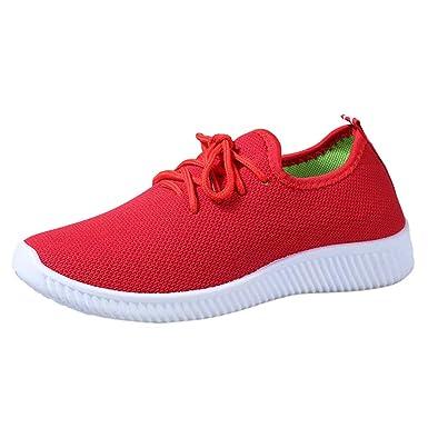 Zapatos Mujer Deportivos, Moda 2019VECDY Zapatillas De Deporte ...
