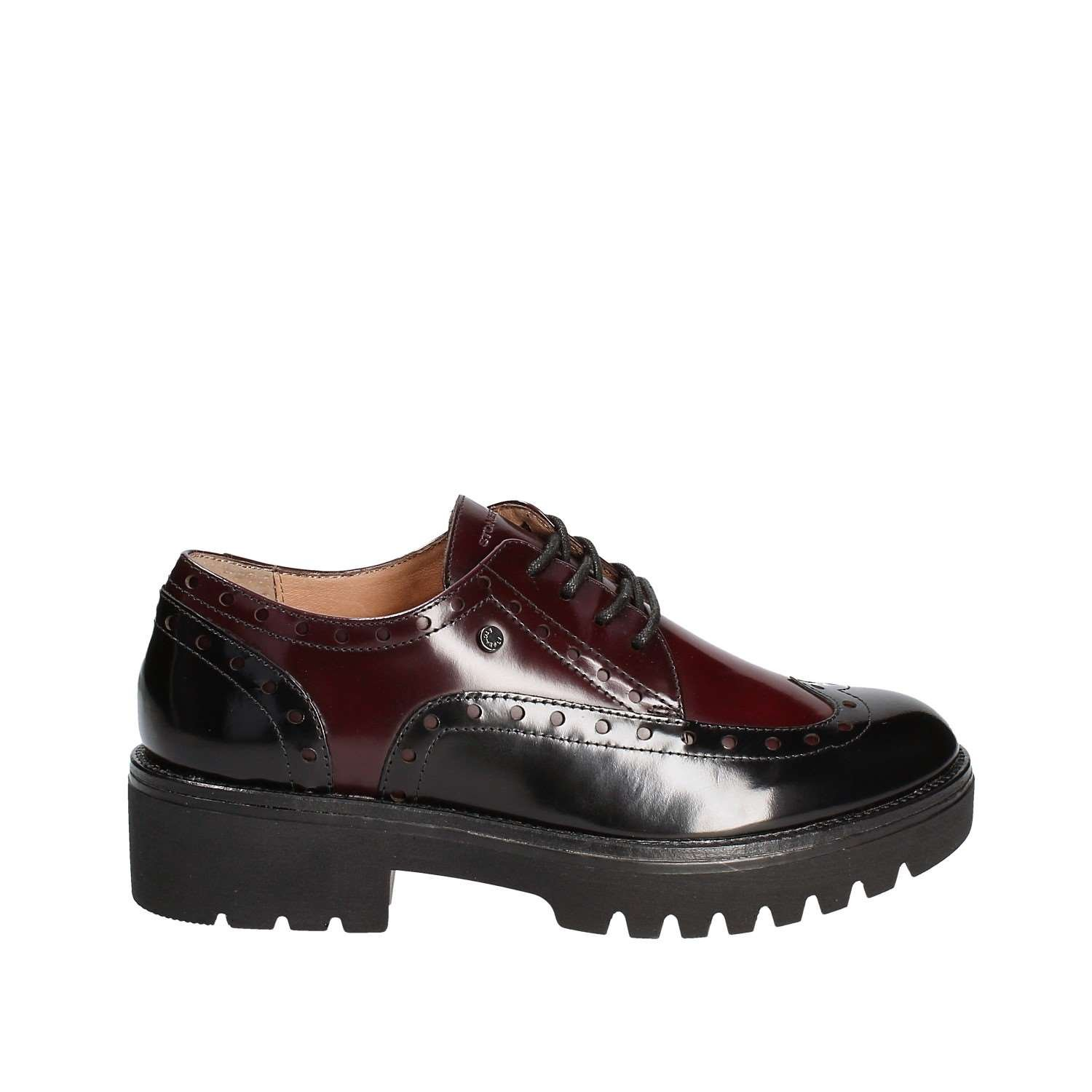 Stonefly Perry 2 Brush off, Scarpe Stringate Oxford Donna
