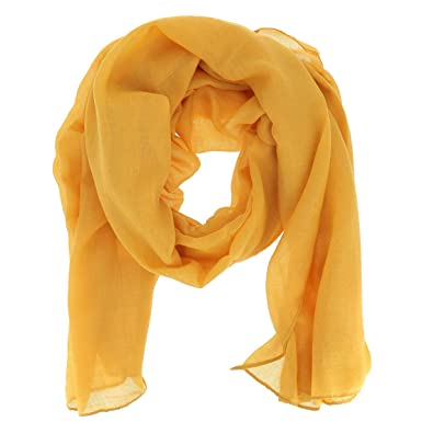f0328a6bfd2 Foulard Jaune moutarde Paillette - Foulard Femme - Echarpe Femme - Foulard  Paillette - Etole -