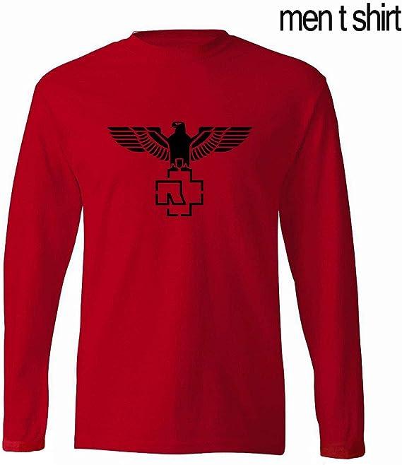 Mens Rock T-Shirt Summer Long Sleeve T Shirt Men Hip Hop 100 ...