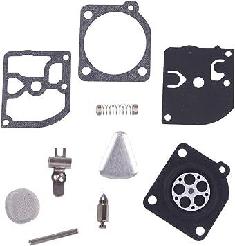 ZAMA RB-45 carburetor repair kit Husqvarna 55 51 49 45 Jonsered 2041 2045 2050