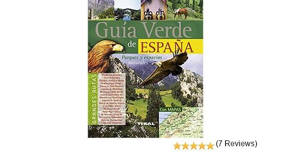 Guía verde de España. Grandes rutas Pequeños Tesoros: Amazon.es ...