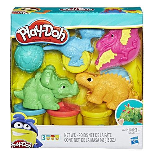Conjunto Massinha Play-Doh Dino-Ferramentas Hasbro