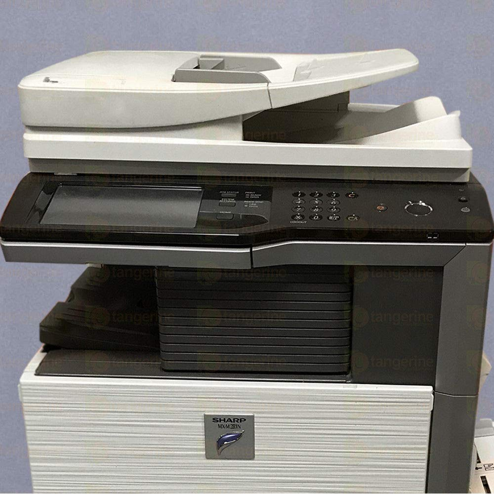 Amazon.com: Sharp MX-M453 N Blanco y Negro impresora láser ...