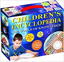 buy childrens encyclopedia the world of knowledge familiarising children with the general worldly knowledge book online at low prices in india