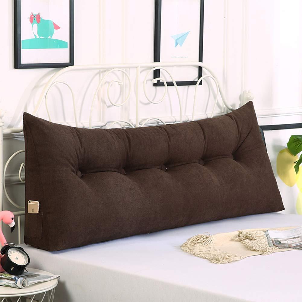 【送料無料/新品】 Pp コットン 三角ウェッジ枕,単色 ダブル 読書枕,畳 隠しジッパー 120x20x50cm(47x8x20inch) デザイン リムーバブル B07LGW6JMH ダブル ソファやベッドの-グリーン 180x20x50cm(71x8x20inch) B07LGW6JMH 120x20x50cm(47x8x20inch)|ダークブラウン ダークブラウン 120x20x50cm(47x8x20inch), フランスベッド専門販売店 こみち:d14d1c70 --- acupunctureworks-ie.access.secure-ssl-servers.org