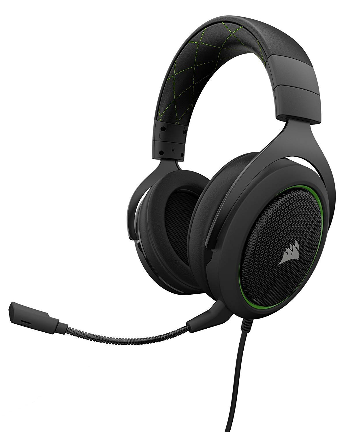 Corsair CA-9011173-NA HS60 Surround Gaming Headset, Carbon