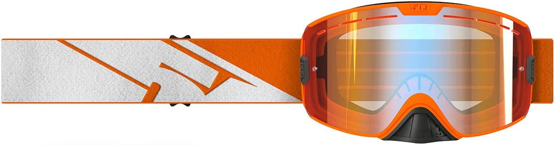 Limited Edition Black Fire 509 Kingpin Offroad Goggle