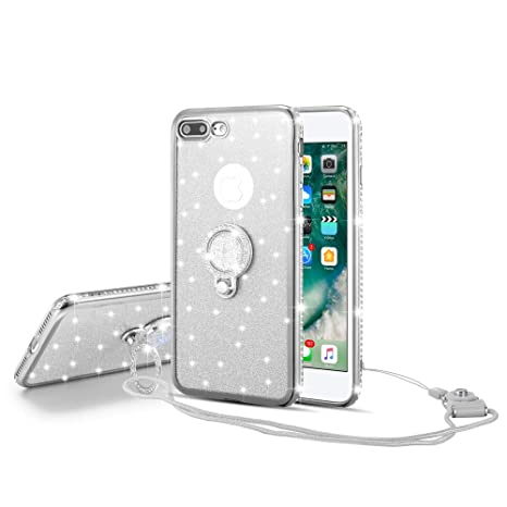 coque cordon iphone 8